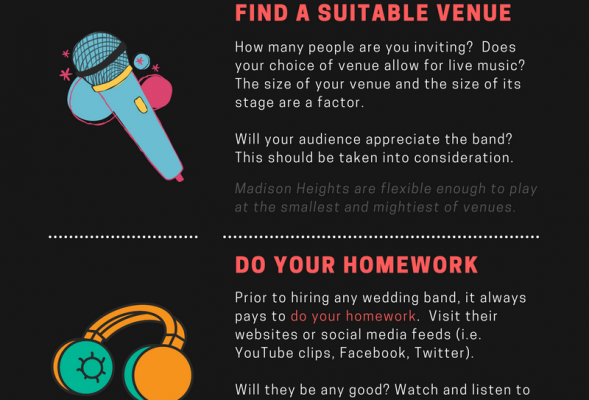 Infographic: How to Choose a Wedding Band