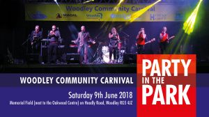 Join us at The Woodley Concert!