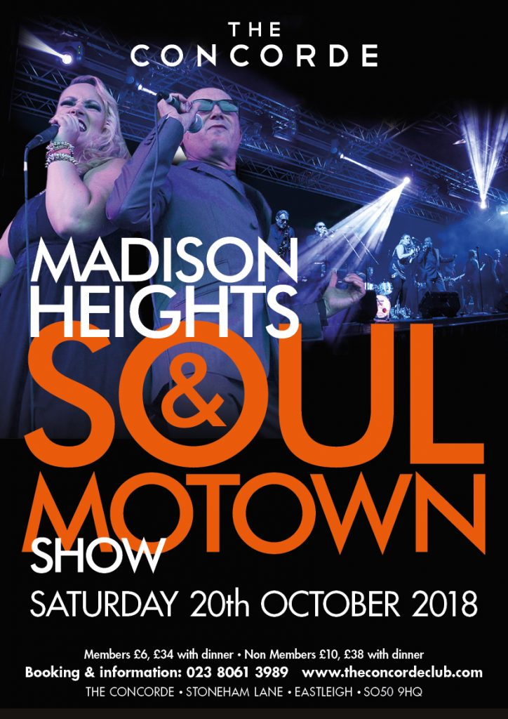 Concorde Soul Motown